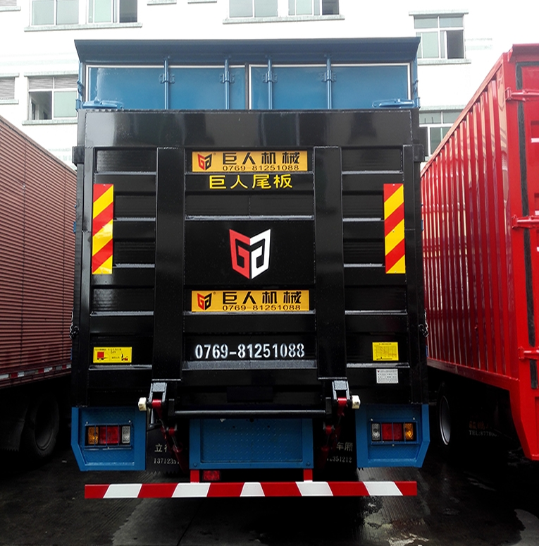 Heavy truck tailboard manufacturers